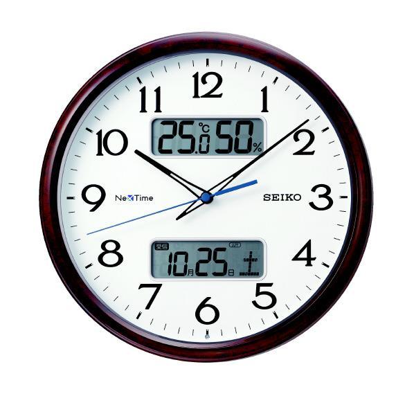 SEIKO 電波掛時計 ZS252B [ZS252B]