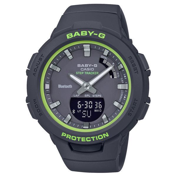 カシオ 腕時計 BABY-G ブラック BSA-B100SC-1AJF [BSAB100SC1AJF]