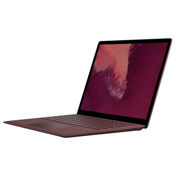 マイクロソフト Surface Laptop 2(i7/8GB/256GB) バーガンディ LQQ-00057 [LQQ00057]【RNH】