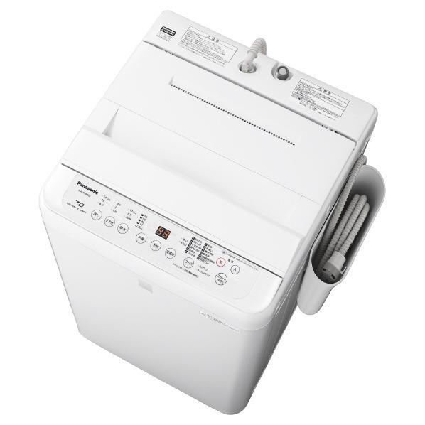 パナソニック 7.0kg全自動洗濯機 keyword キーワードホワイト NA-F70BE6-KW [NAF70BE6KW]【RNH】