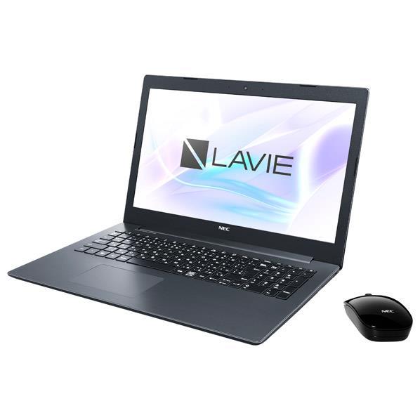 NEC ノートパソコン LaVie Note Standard カームブラック PC-NS600MAB [PCNS600MAB]【RNH】