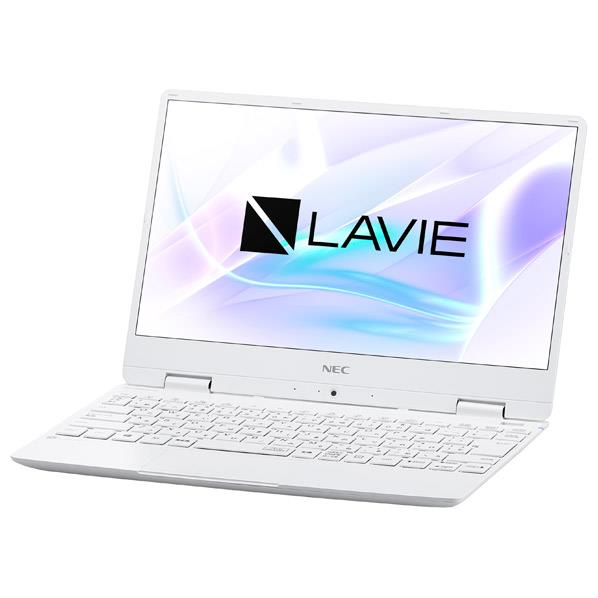 NEC ノートパソコン LaVie Note Mobile パールホワイト PC-NM550MAW [PCNM550MAW]【RNH】