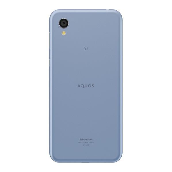 シャープ SIMフリースマートフォン AQUOS sense2 アーバンブルー SHM08A [SHM08A]