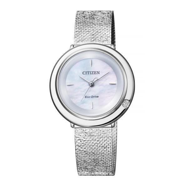 シチズン 腕時計 シチズン エル エコ・ドライブ Ambiluna Collection EM0640-91D [EM064091D]