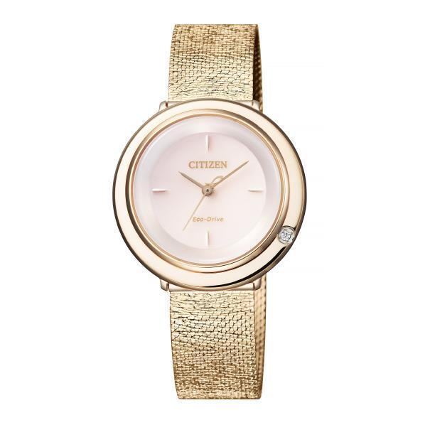 シチズン 腕時計 シチズンエル エコ・ドライブ Ambiluna Collection EM0643-92X [EM064392X]