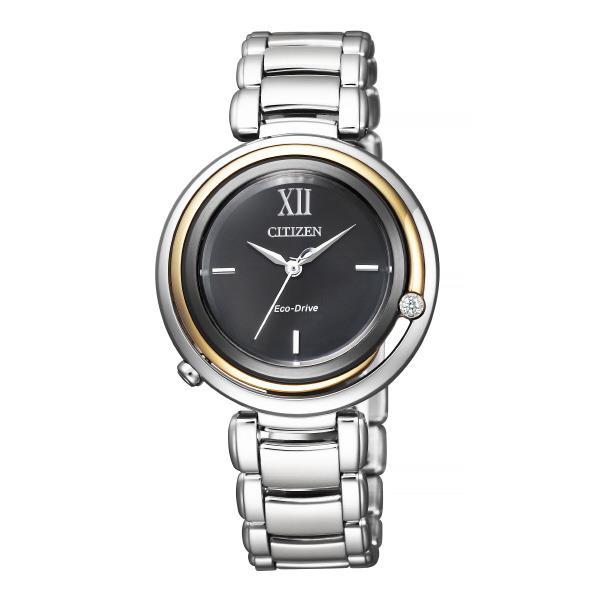 シチズン 腕時計 シチズンエル エコ・ドライブ Arcly Collection Kanon-inspired Design EM0658-95E [EM065895E]