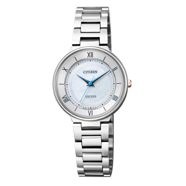 シチズン 腕時計 エクシード エコ・ドライブ EX2090-57A [EX209057A]