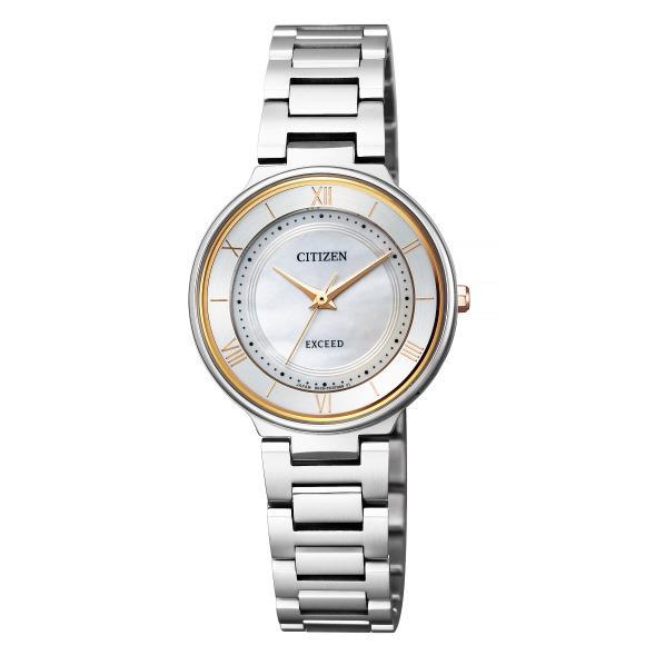 シチズン 腕時計 エクシード エコ・ドライブ EX2090-57P [EX209057P]