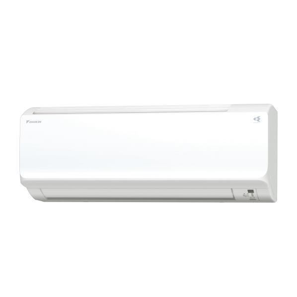 【標準設置工事費込み】ダイキン 6畳向け 自動お掃除付き 冷暖房インバーターエアコン KuaL ATCシリーズ ホワイト ATC22WSE7-WS [ATC22WSE7WS]【RNH】