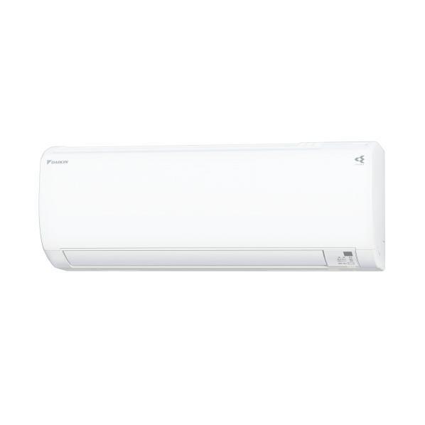 【標準設置工事費込み】ダイキン 6畳向け 冷暖房インバーターエアコン KuaL ATEシリーズ ホワイト ATE22WSE7-WS [ATE22WSE7WS]【RNH】