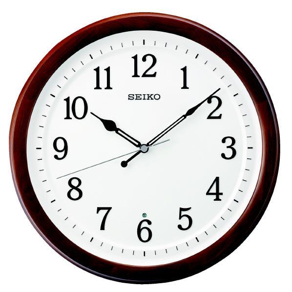 SEIKO 電波掛時計 KX254B [KX254B]