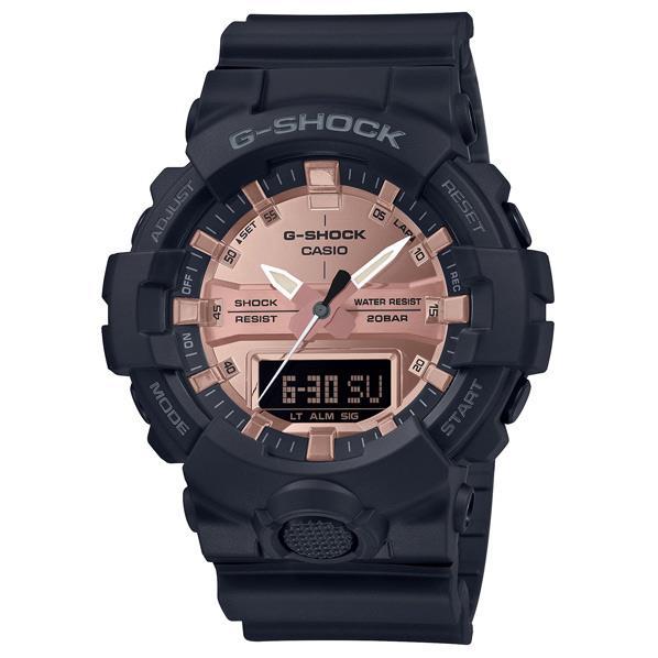 カシオ 腕時計 G-SHOCK ブラック GA-800MMC-1AJF [GA800MMC1AJF]