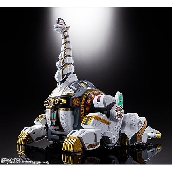 バンダイスピリッツ 超合金魂 GX-85 キングブラキオン GX-85キングブラキオン [GX85キングブラキオン]