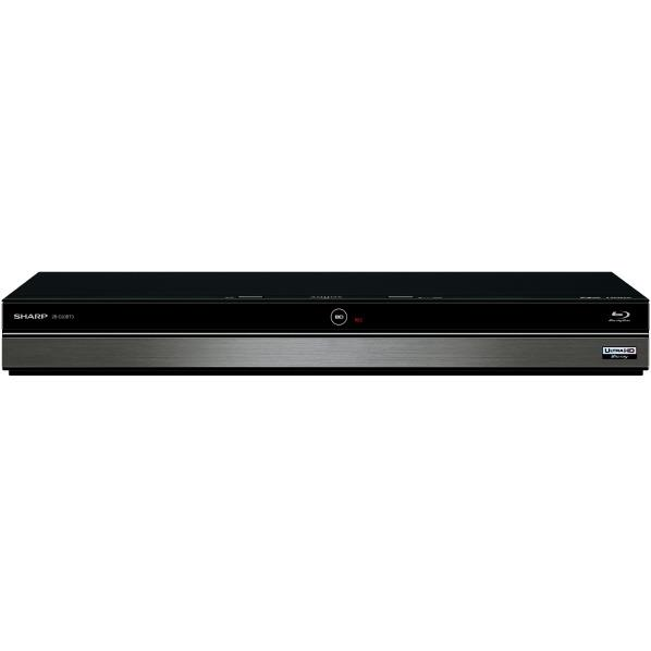 シャープ 2TB HDD内蔵ブルーレイレコーダー AQUOSブルーレイ ブラック 2BC20BT3 [2BC20BT3]【RNH】