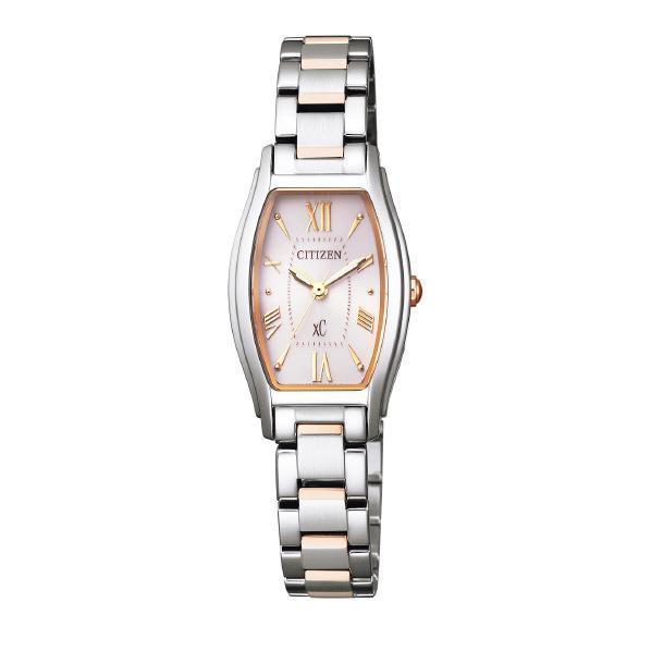 シチズン 腕時計 クロスシー エコ・ドライブ Stainless Steel Line シリーズ EW5544-51W [EW554451W]