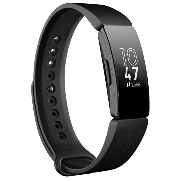 Fitbit フィットネストラッカー Inspire Black L/Sサイズ FB412BKBK-FRCJK [FB412BKBKFRCJK]