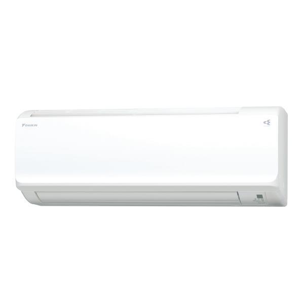 【標準設置工事費込み】ダイキン 18畳向け 自動お掃除付き 冷暖房インバーターエアコン KuaL ATFシリーズ ホワイト ATF56WPE7-WS [ATF56WPE7WS]【RNH】【WENP】