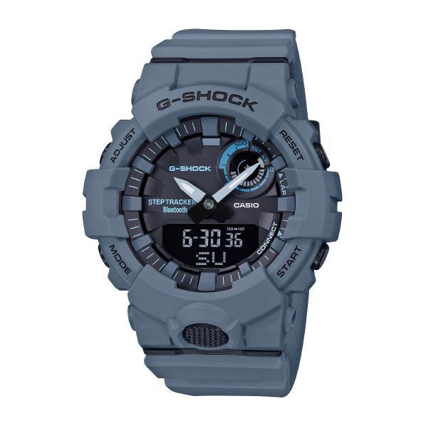 カシオ 腕時計 G-SHOCK G-SQUAD ブルー GBA-800UC-2AJF [GBA800UC2AJF]