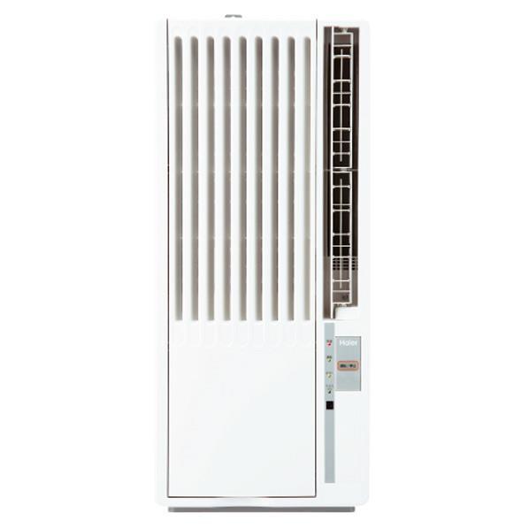 ハイアール 冷房専用窓用エアコン ホワイト JA-18T-W [JA18TW]【RNH】