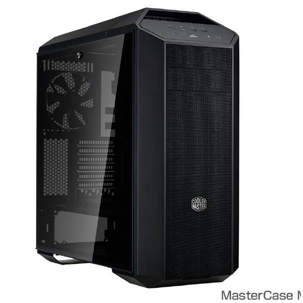 Cooler Master ミドルタワー型PCケース MasterCase MC500P MCM-M500P-KG5N-S00 [MCMM500PKG5NS00]