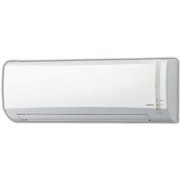 【標準設置工事費込み】コロナ 6畳向け 冷暖房インバーターエアコン ホワイト CSH-N2219R(W)S [CSHN2219RWS]【RNH】