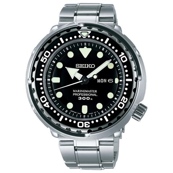 SEIKO 腕時計 PROSPEX(プロスペックス) マリーンマスター プロフェッショナル SBBN031 [SBBN031]