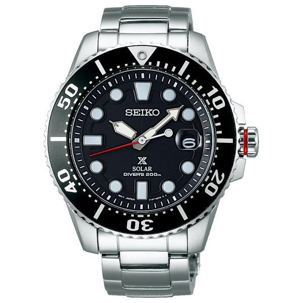 SEIKO ソーラー腕時計 PROSPEX(プロスペックス) ダイバースキューバ SBDJ017 [SBDJ017]