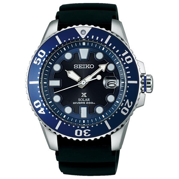 SEIKO ソーラー腕時計 PROSPEX(プロスペックス) ダイバースキューバ SBDJ019 [SBDJ019]