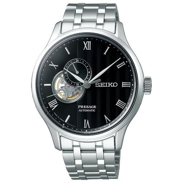 SEIKO 機械式(メカニカル)腕時計 PRESAGE(プレザージュ) ベーシックライン SARY093 [SARY093]【MSSP】