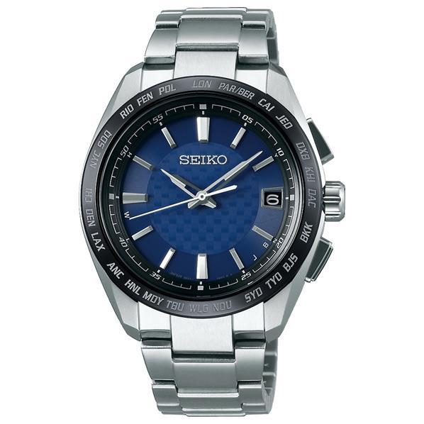 SEIKO ソーラー電波腕時計 BRIGHTZ(ブライツ) SAGZ089 [SAGZ089]