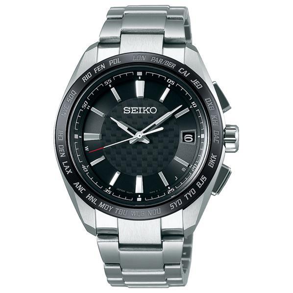 SEIKO ソーラー電波腕時計 BRIGHTZ(ブライツ) SAGZ091 [SAGZ091]