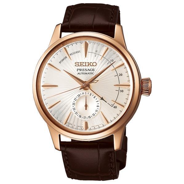 SEIKO 機械式(メカニカル)腕時計 PRESAGE(プレザージュ) ベーシックライン SARY132 [SARY132]