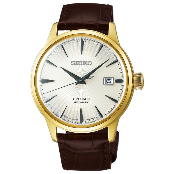 SEIKO 機械式(メカニカル)腕時計 PRESAGE(プレザージュ) ベーシックライン SARY126 [SARY126]