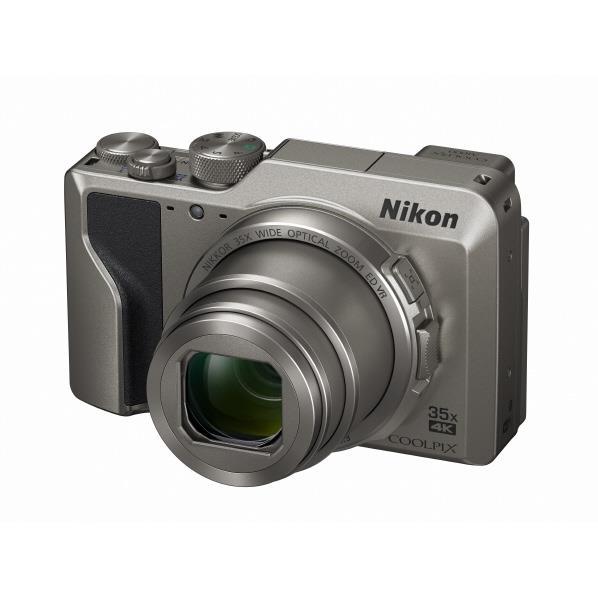ニコン デジタルカメラ COOLPIX A1000 シルバー COOLPIXA1000SL [COOLPIXA1000SL]【KK9N0D18P】【RNH】