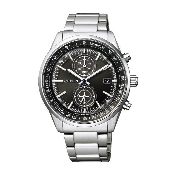 シチズン 腕時計 シチズンコレクション エコ・ドライブ スマートスポーツクロノグラフ 黒 CA7030-97E [CA703097E]