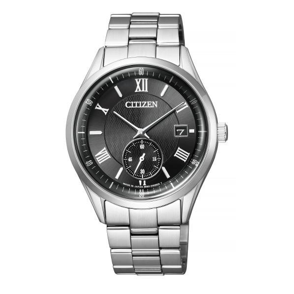 シチズン 腕時計 シチズンコレクション エコ・ドライブ 黒 BV1120-91E [BV112091E]