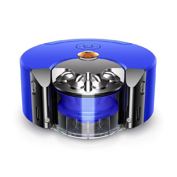 ダイソン ロボットクリーナー Dyson 360 Heurist ニッケル/ブルー RB02BN [RB02BN]【RNH】