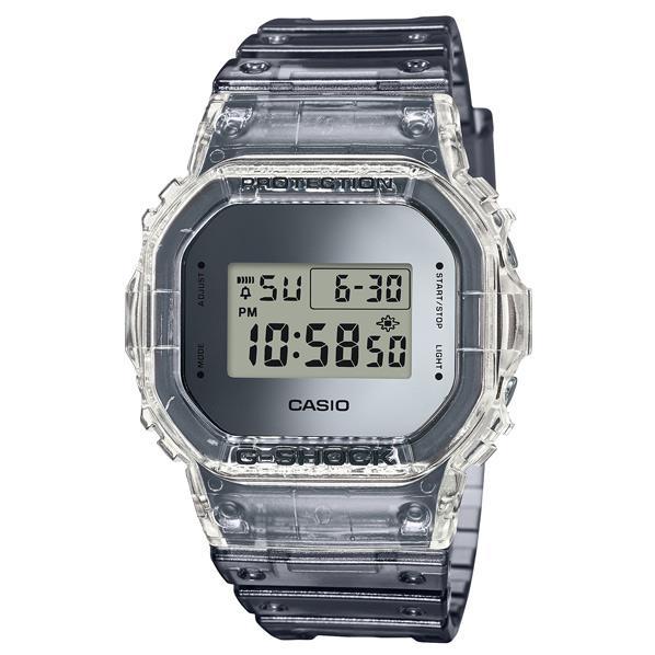 カシオ 腕時計 G-SHOCK シルバー DW5600SK1JF [DW5600SK1JF]【MCPI】