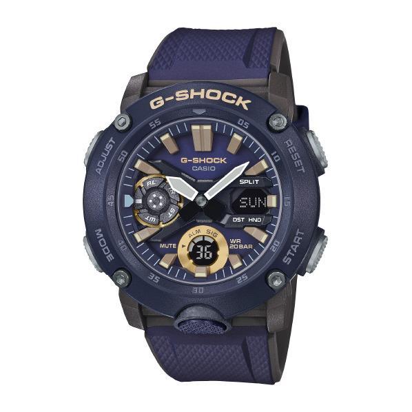 カシオ 腕時計 G-SHOCK ブルー GA20002AJF [GA20002AJF]【MCPI】