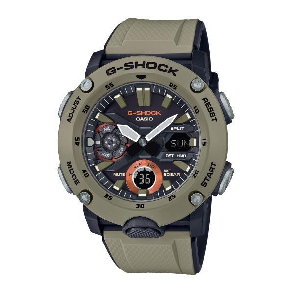 カシオ 腕時計 G-SHOCK カーキ GA20005AJF [GA20005AJF]【MCPI】