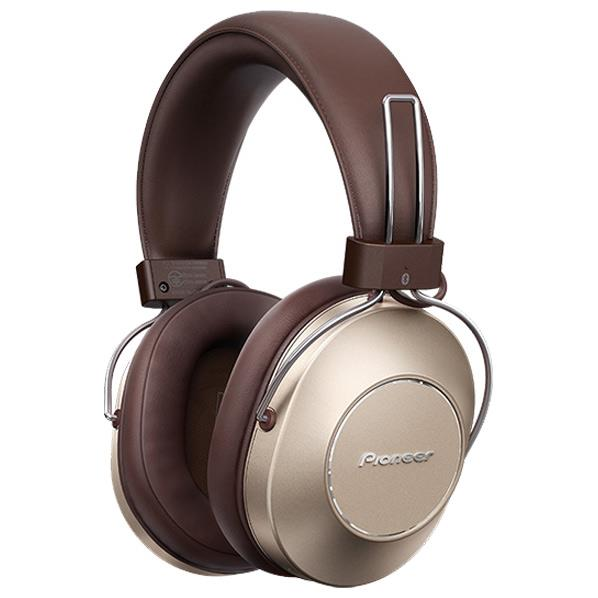 PIONEER ヘッドフォン S9wireless noise cancelling ゴールド SE-MS9BN(G) [SEMS9BNG]【RNH】【JNSP】