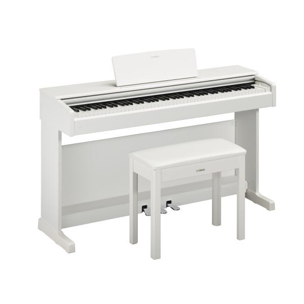 ヤマハ 電子ピアノ ARIUS ホワイトウッド調仕上げ YDP-144WH [YDP144WH]