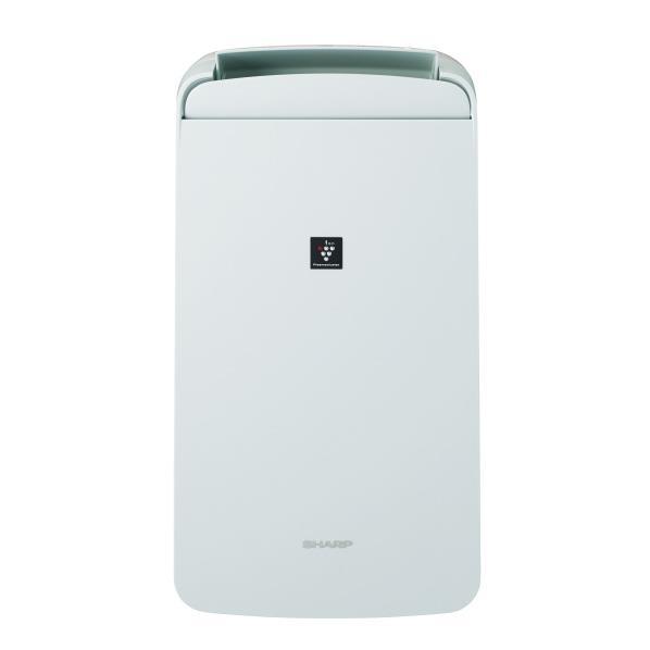 シャープ 冷風・衣類乾燥除湿機 アイスホワイト CMJ100W [CMJ100W]【RNH】