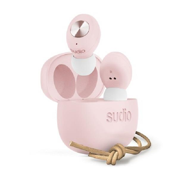 Sudio 完全ワイヤレスイヤフォン TOLV Pink SD-0047 [SD0047]