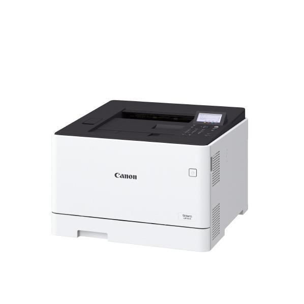 キヤノン A4カラーレーザープリンター SATERA LBP661C [LBP661C]