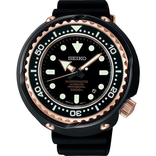 セイコーウォッチ 機械式(メカニカル)腕時計 PROSPEX(プロスペックス) マリーンマスター プロフェッショナル SBDX014 [SBDX014]