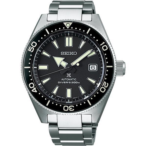 セイコーウォッチ 機械式(メカニカル)腕時計 PROSPEX(プロスペックス) ダイバースキューバ ヒストリカルコレクション 国産ファーストダイバーズウオッチ 現代デザイン SBDC051 [SBDC051]