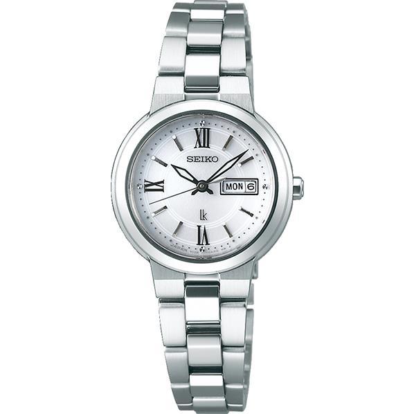 セイコーウォッチ ソーラー腕時計 LUKIA(ルキア) SSVN029 [SSVN029]