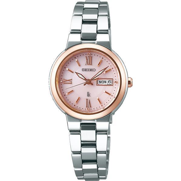 セイコーウォッチ ソーラー腕時計 LUKIA(ルキア) SSVN030 [SSVN030]