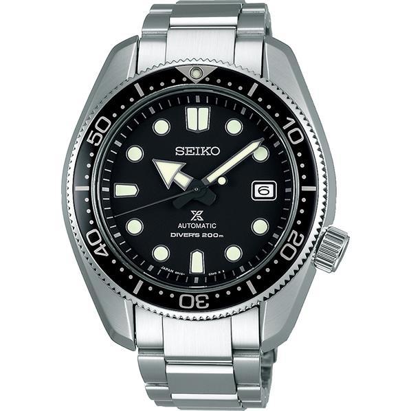 セイコーウォッチ 機械式(メカニカル)腕時計 PROSPEX(プロスペックス) ダイバースキューバ 1968 メカニカルダイバーズ 現代デザイン SBDC061 [SBDC061]